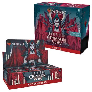Innistrad: Crimson Vow - Variety Pack - Set Booster + Bundle