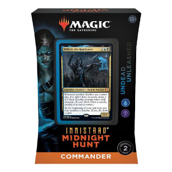 Innistrad: Midnight Hunt - Commander Deck - Undead Unleashed