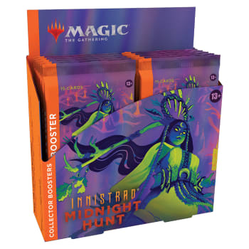 Innistrad: Midnight Hunt - Collector Booster Box
