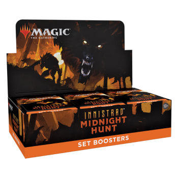 Innistrad: Midnight Hunt - Set Booster Box (1)