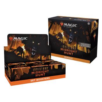 Innistrad: Midnight Hunt - Variety Pack - Set Booster + Bundle