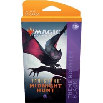 Innistrad: Midnight Hunt - Theme Booster - Black