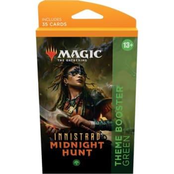 Innistrad: Midnight Hunt - Theme Booster - Green
