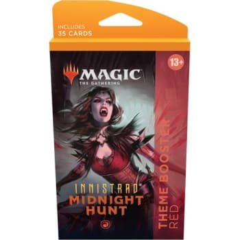 Innistrad: Midnight Hunt - Theme Booster - Red