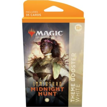 Innistrad: Midnight Hunt - Theme Booster - White