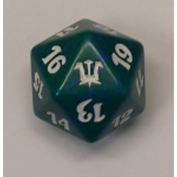 Innistrad - D20 Spindown Life Counter - Green