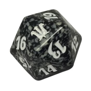 Innistrad - D20 Spindown Life Counter - Black