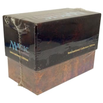 International Collector's Edition - Complete Set (Sealed)