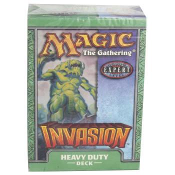 Invasion Precon - Heavy Duty (Theme Deck)