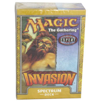 Invasion Precon - Spectrum (Theme Deck)