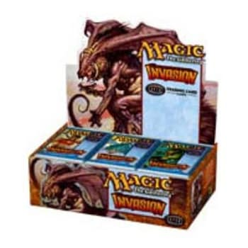 Invasion - Booster Box
