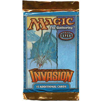 Invasion - Booster Pack