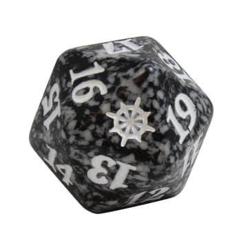 Ixalan - D20 Spindown Life Counter - Black