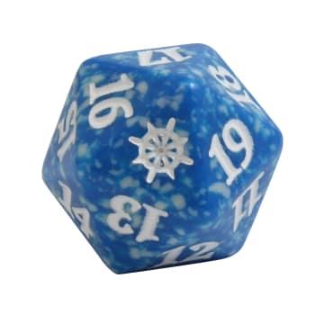 Ixalan - D20 Spindown Life Counter - Blue