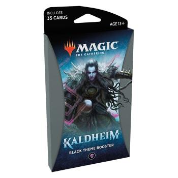 Kaldheim - Theme Booster - Black