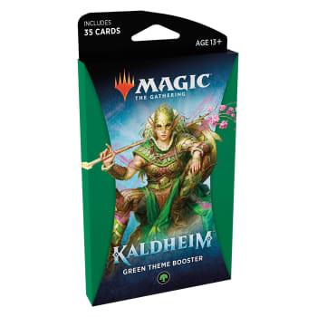 Kaldheim - Theme Booster - Green