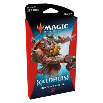 Kaldheim - Theme Booster - Red