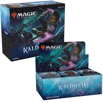 Kaldheim - Variety Pack - Draft Booster Box + Bundle