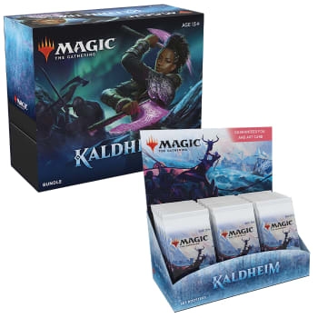 Kaldheim - Variety Pack - Set Booster Box + Bundle