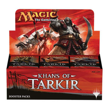 Khans of Tarkir - Booster Box