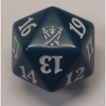 Khans of Tarkir - D20 Spindown Life Counter - Blue