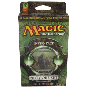 Magic 2011 Intro Pack - Stampede of Beasts (Theme Deck)