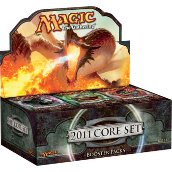 Magic 2011 - Booster Box