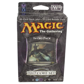 Magic 2012 Intro Pack - Grab for Power (Theme Deck)