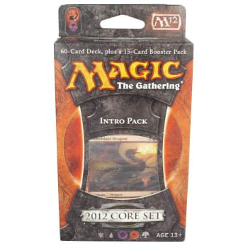 Magic 2012 Intro Pack - Blood and Fire (Theme Deck)