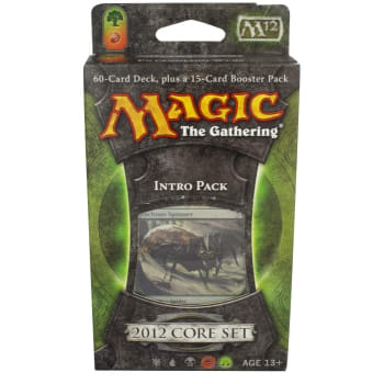 Magic 2012 Intro Pack - Entangling Webs (Theme Deck)