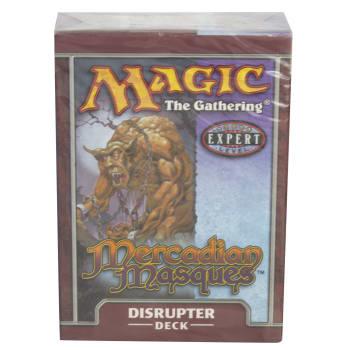 Mercadian Masques Precon - Disrupter (Theme Deck)