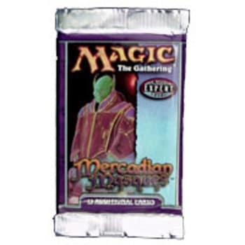 Mercadian Masques - Booster Pack