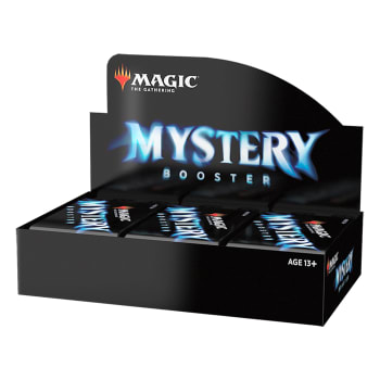 Mystery Booster (WPN version) - Booster Box (1)