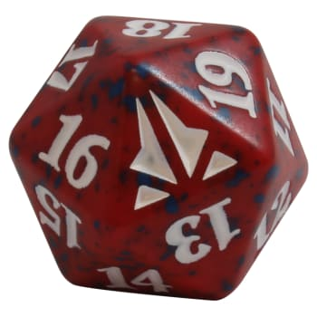 Oath of the Gatewatch - D20 Spindown Life Counter - Red
