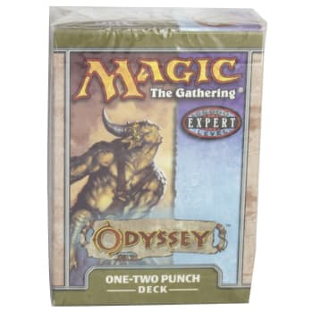 Odyssey Precon - One-Two Punch (Theme Deck)