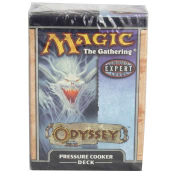 Odyssey Precon - Pressure Cooker (Theme Deck)