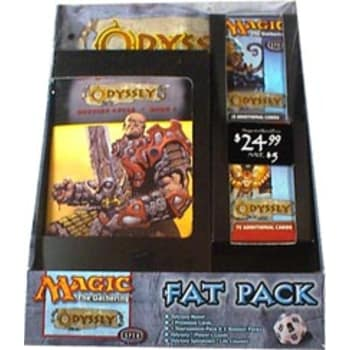 Odyssey - Fat Pack