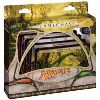 Planechase (2009 Edition) - Elemental Thunder Game Pack