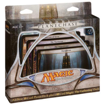 Planechase (2009 Edition) - Metallic Dreams Game Pack