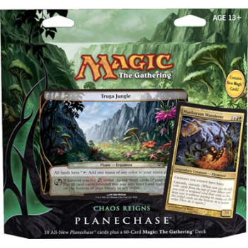 Planechase (2012 Edition) - Chaos Reigns Game Pack