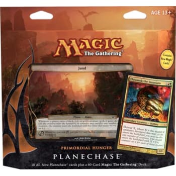 Planechase (2012 Edition) - Primordial Hunger Game Pack