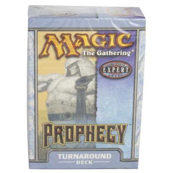 Prophecy Precon - Turnaround (Theme Deck)