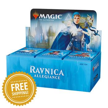 Ravnica Allegiance - Booster Box (1)