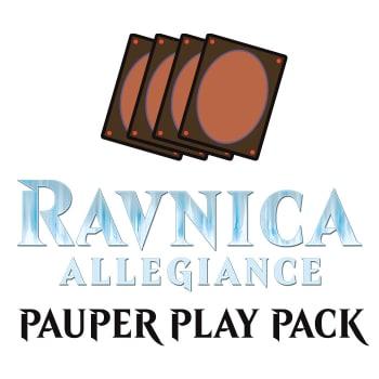 Ravnica Allegiance - Pauper Play Set