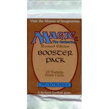Revised (Third Edition) - Booster Pack