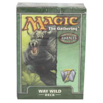 Seventh Edition Precon - Way Wild (Theme Deck)