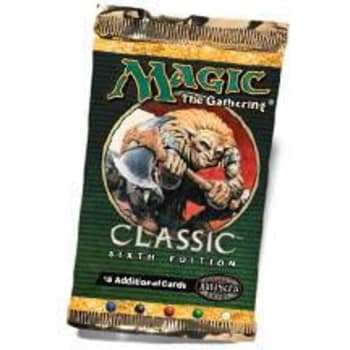 Sixth Edition - Booster Pack