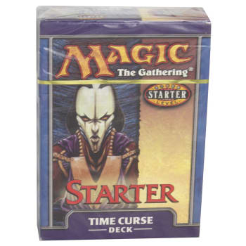 Starter Precon - Time Curse (Theme Deck)