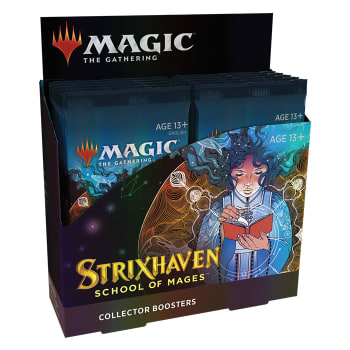 Strixhaven: School of Mages - Collector Booster Box (1)