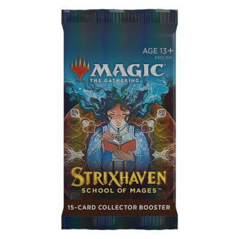Strixhaven: School of Mages - Collector Booster Pack